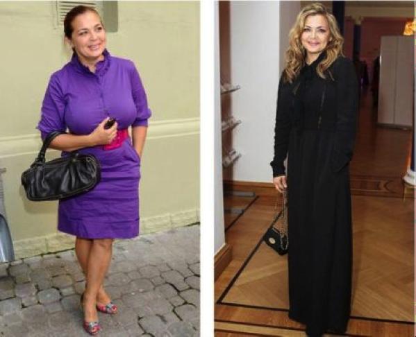 Ирина пегова как похудела
