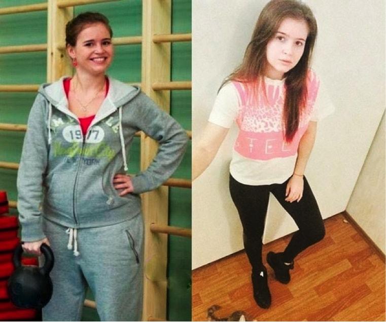 Саша мамаева как она похудела